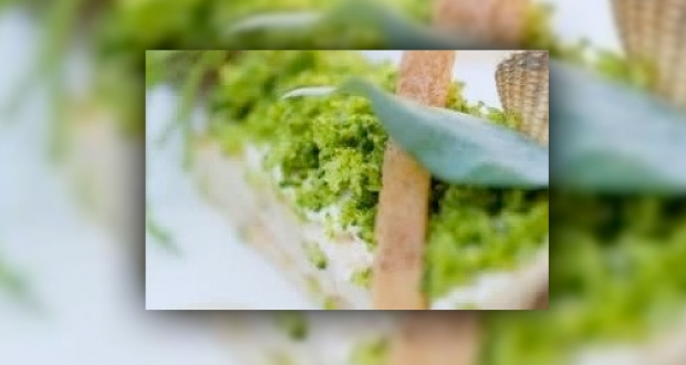 Fondant de Raie en escabèche végétale, Coquillages et croustillants au Blé noir, Eric GUERIN
