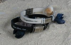 bracelets ekilibre