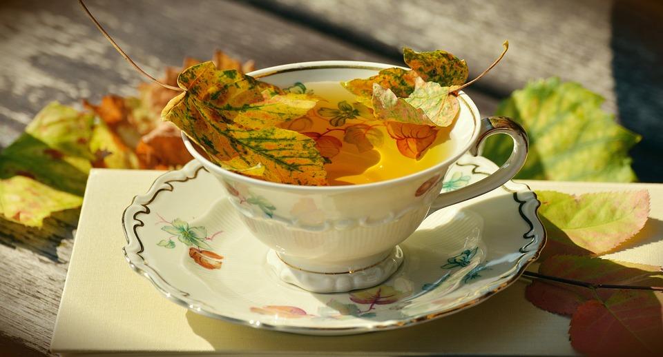 Kusmi tea thé