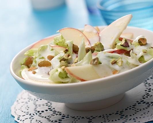 salade de pistaches