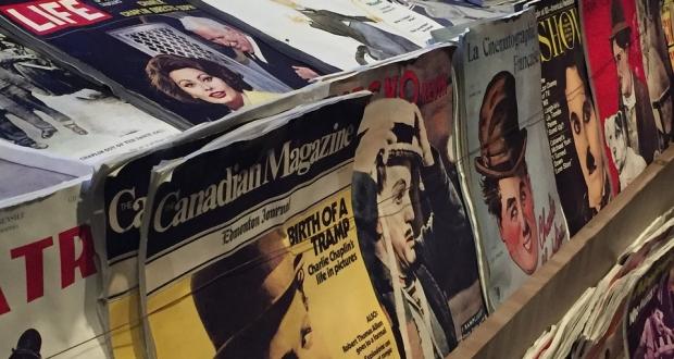 kiosque journaux medias