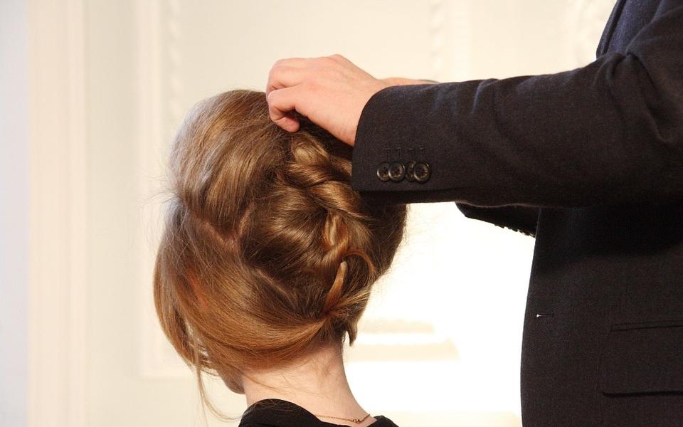 Lucia Iraci cheveux