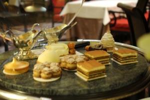 charriot desserts