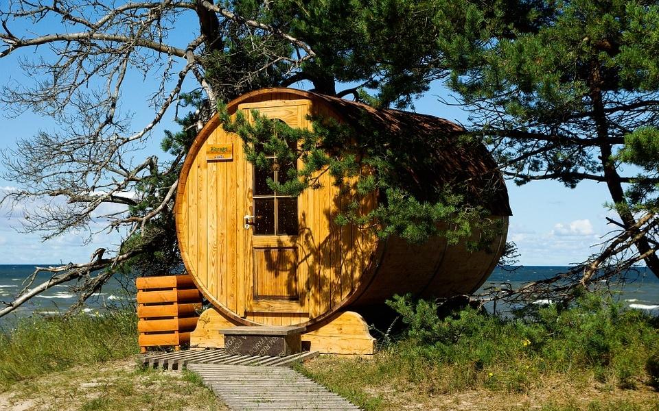 Vital Dome sauna