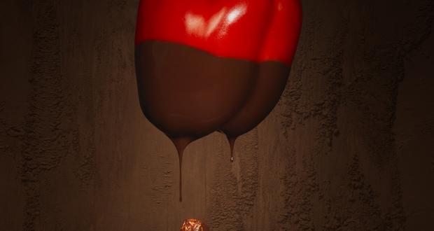 maison chocolat poivron