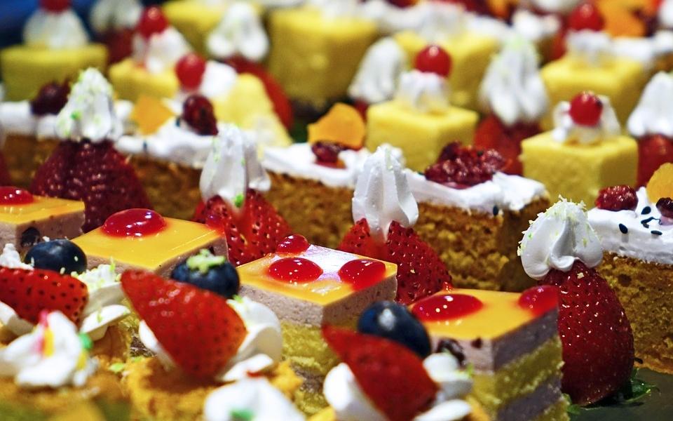 MOF Pâtisserie gâteaux