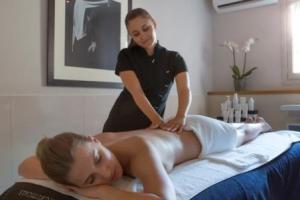 la villa massage