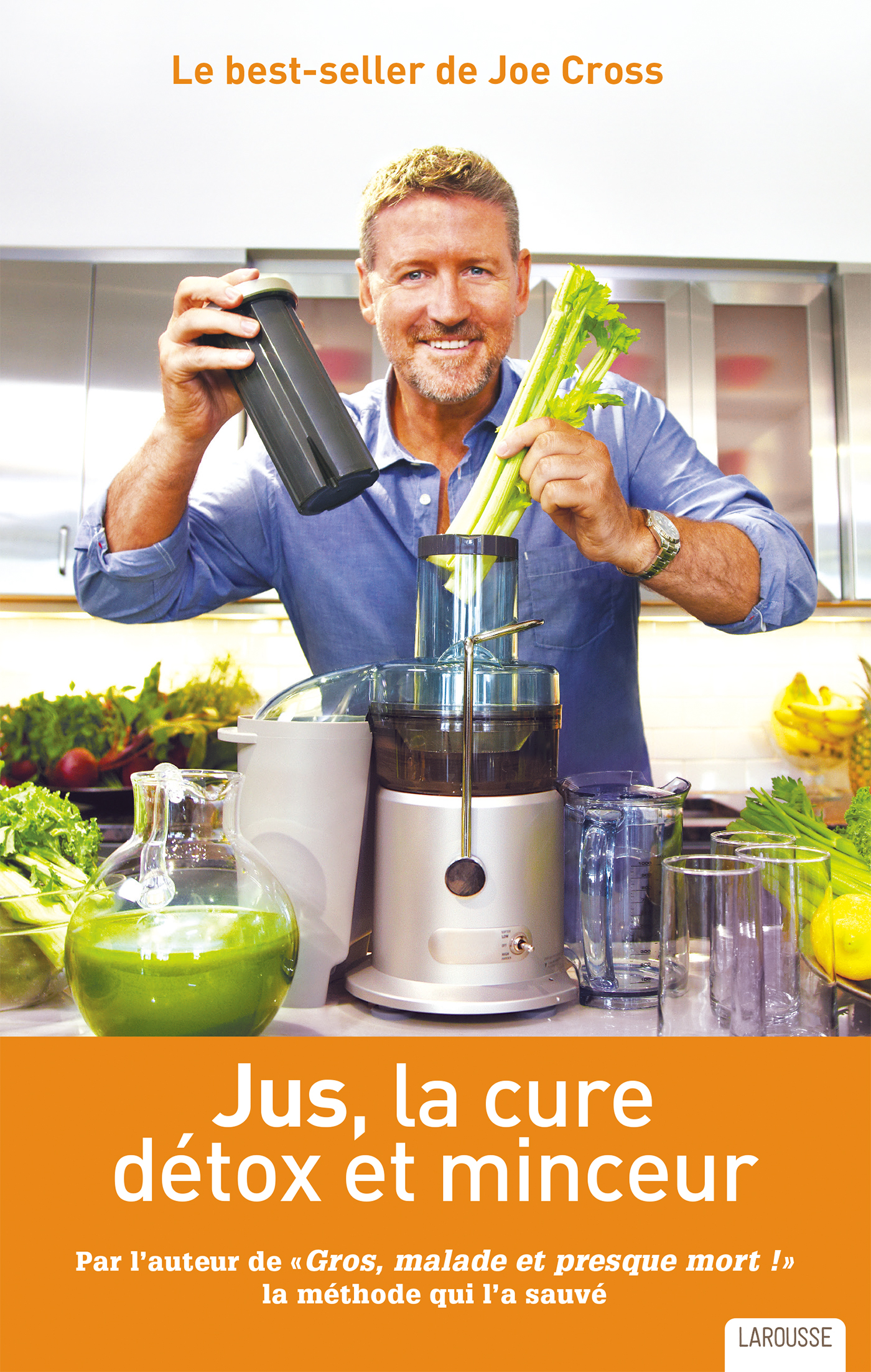 Detox Minceur Joe Cross