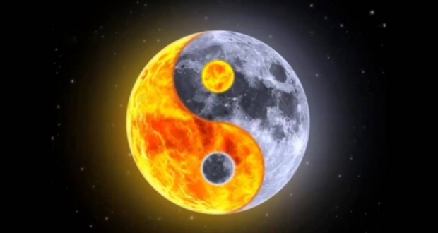 Flat Earth - Yin & Yang Perspective