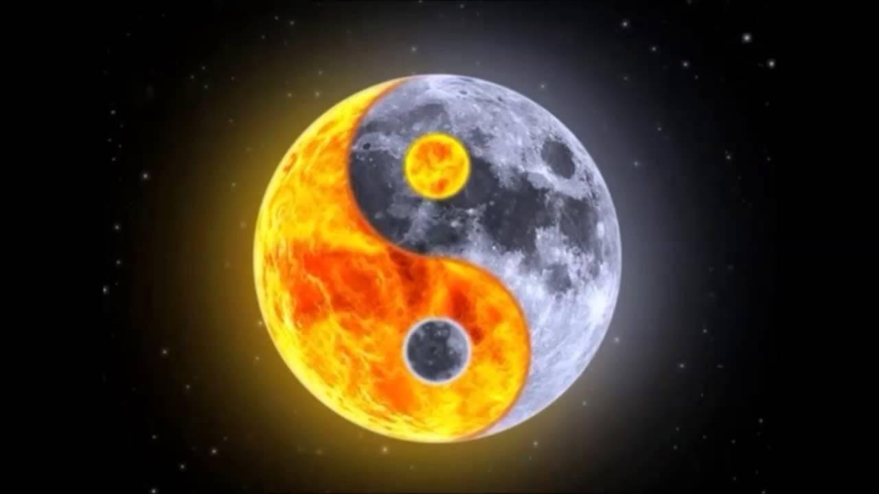 Flat Earth - Yin & Yang Perspective