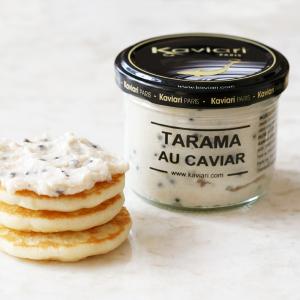 Tarama au caviar Kaviari