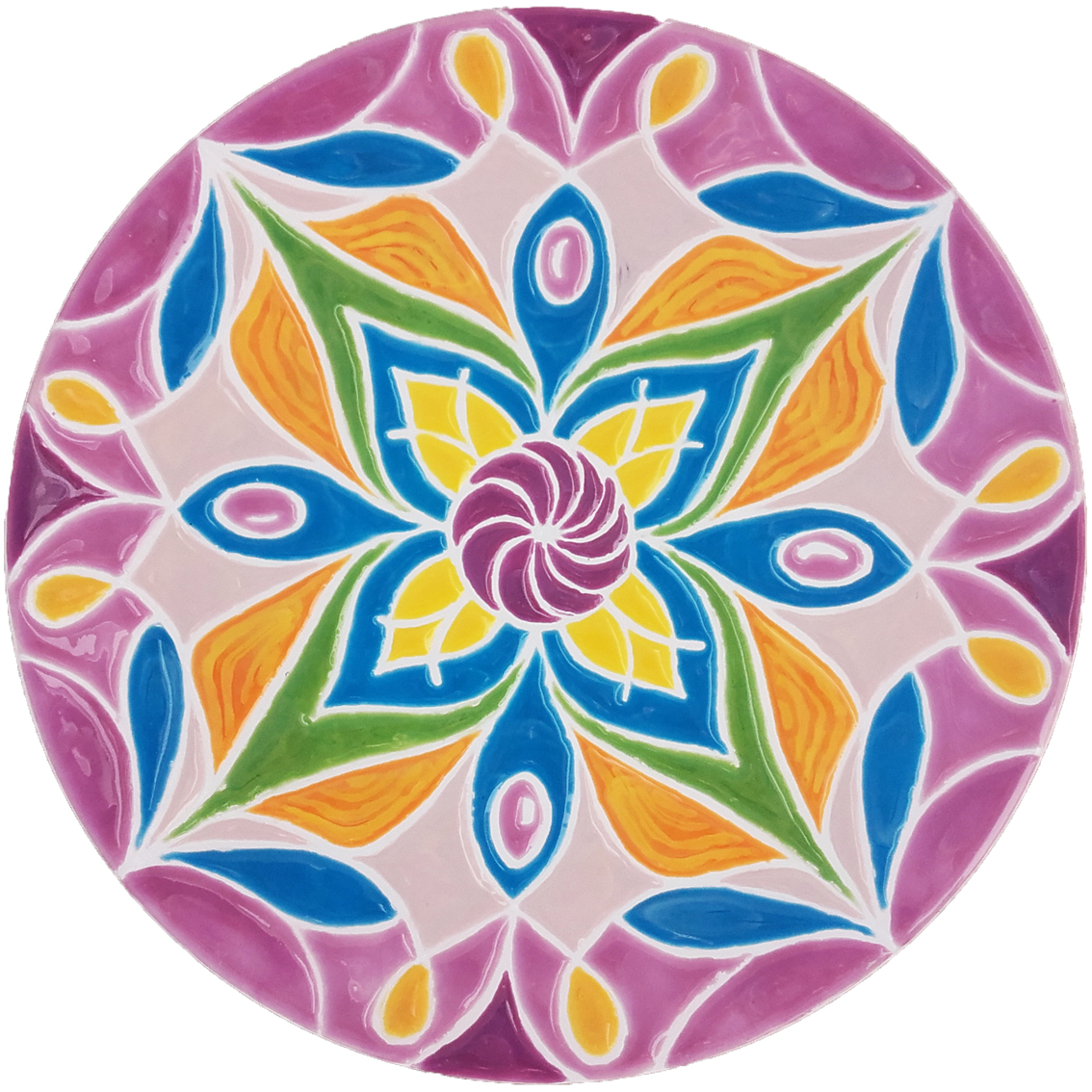 Mandala Art thérapie