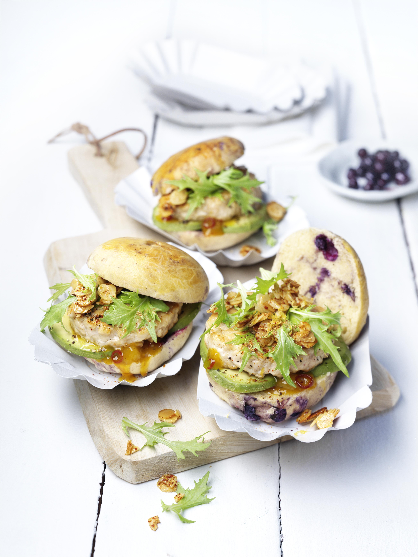 mini-hamburgers- ricardo larrivee