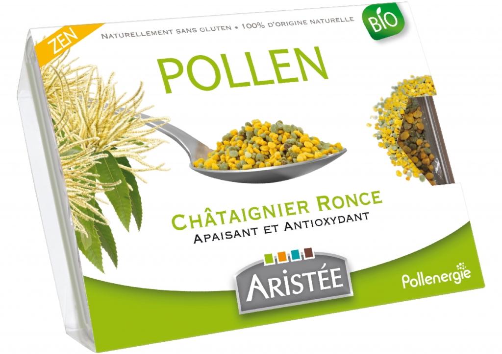 pollen chataigner ©Aristee