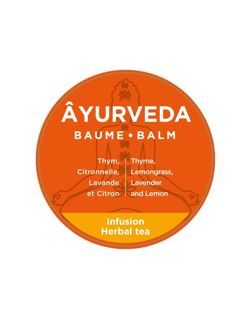 Ayurveda infusion
