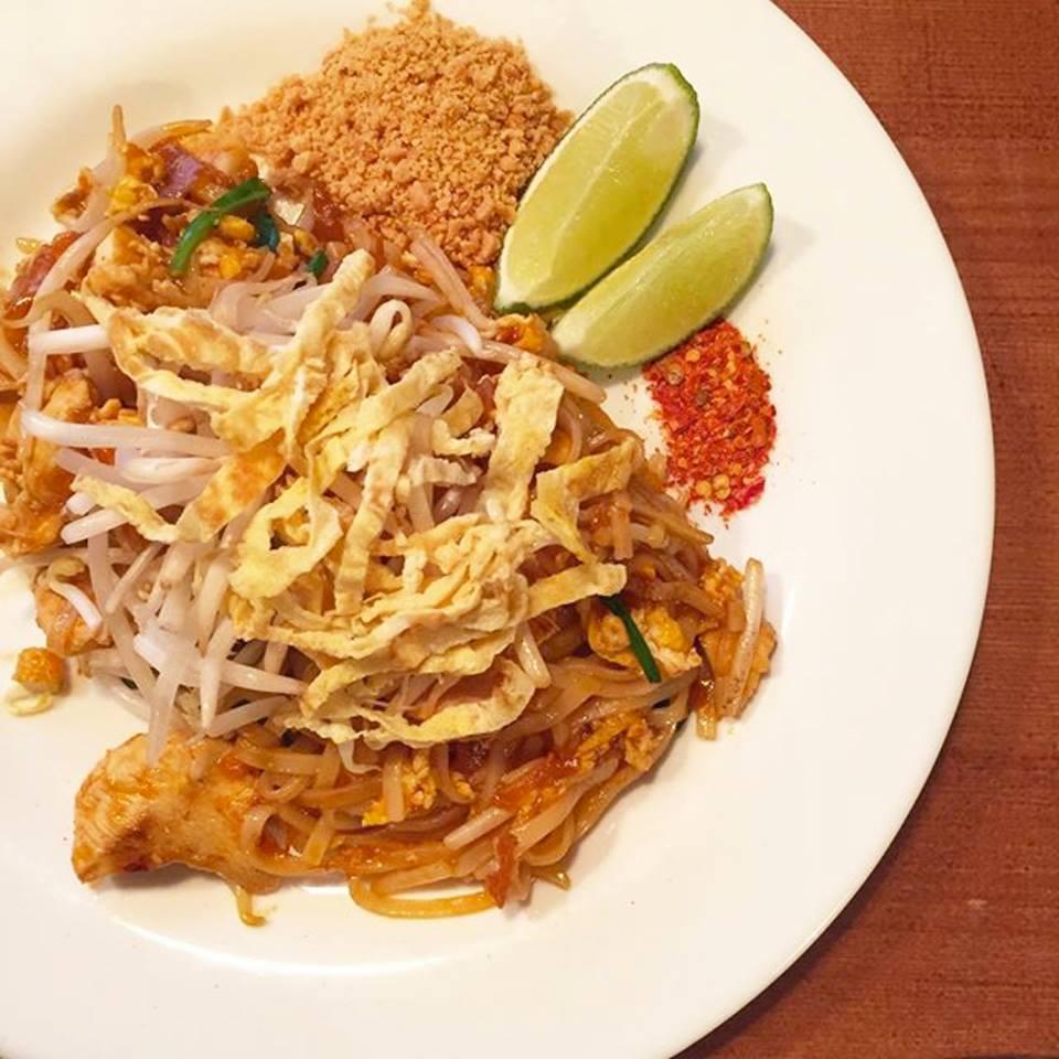 Kapunka pad thai