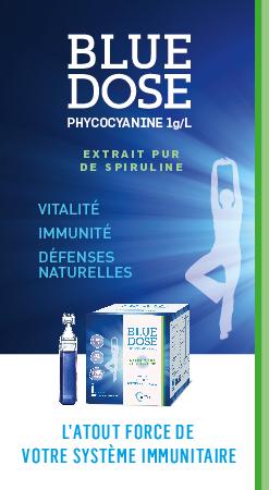 Spiruline Blue dose