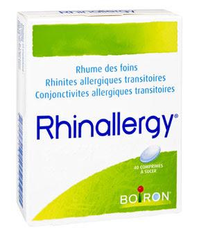 Rhinallergie