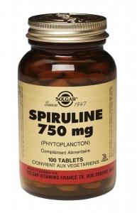 spiruline SOLGAR