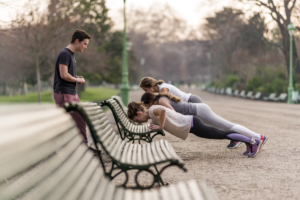 Boot camp Monceau