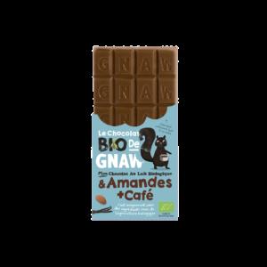 Gnaw bio amandes & café