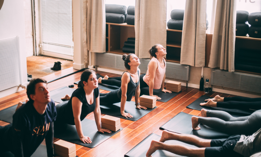 Snooze studio yoga